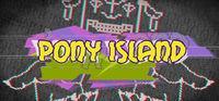 Portada oficial de Pony Island para PC
