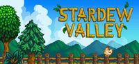 Portada oficial de Stardew Valley para PC