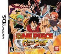 Portada oficial de One Piece Gear Spirit para NDS