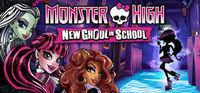 Portada oficial de Monster High: New Ghoul in School para PC