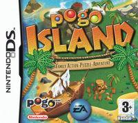Portada oficial de Pogo Island para NDS