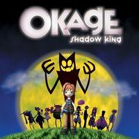Portada oficial de Okage: Shadow King para PS4