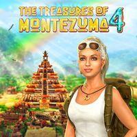 Portada oficial de The Treasures of Montezuma 4 para PS4