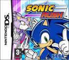 Portada oficial de de Sonic Rush para NDS