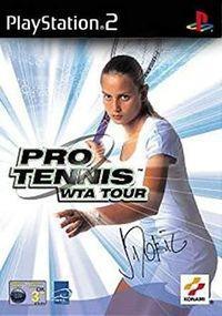 Portada oficial de Pro Tennis WTA Tour para PS2