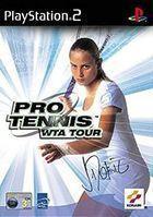 Portada oficial de de Pro Tennis WTA Tour para PS2