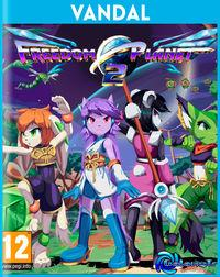 Portada oficial de Freedom Planet 2 para PC