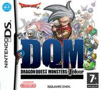 Portada oficial de Dragon Quest Monsters: Joker para NDS