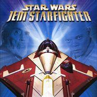 Portada oficial de Star Wars: Jedi Starfighter para PS4