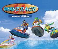Portada oficial de Wave Race 64 CV para Wii U