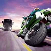 Portada oficial de Traffic Rider para Android