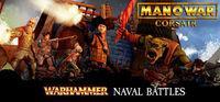 Portada oficial de Man O' War: Corsair para PC