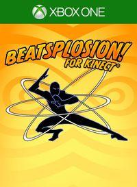 Portada oficial de Beatsplosion for Kinect para Xbox One