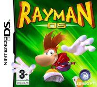Portada oficial de Rayman DS para NDS