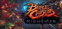 Portada oficial de Battle Chasers: Nightwar para PC