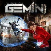 Portada oficial de Gemini: Heroes Reborn para PS4