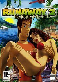 Portada oficial de Runaway 2 para PC