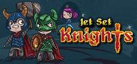 Portada oficial de Jet Set Knights para PC