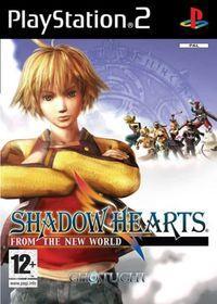 Portada oficial de Shadow Hearts para PS2