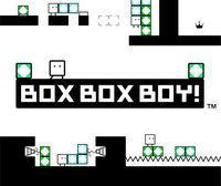 Portada oficial de BOXBOXBOY! eShop para Nintendo 3DS