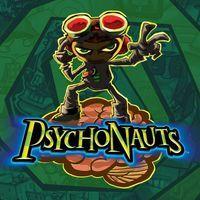 Portada oficial de Psychonauts para PS4