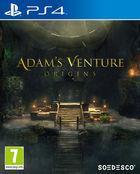 Portada oficial de de Adam's Venture: Origins para PS4
