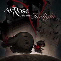 Portada oficial de A Rose in the Twilight PSN para PSVITA