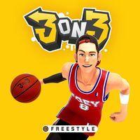 Portada oficial de 3on3 Freestyle para PS4