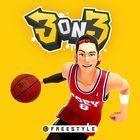 Portada oficial de de 3on3 Freestyle para PS4