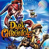 Portada oficial de Dark Chronicle para PS4