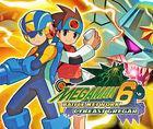 Portada oficial de de Mega Man Battle Network 6: Cybeast Gregar CV para Wii U