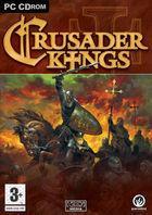 Portada oficial de de Crusader Kings para PC