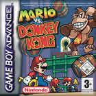 Portada oficial de de Mario Vs. Donkey Kong para Game Boy Advance