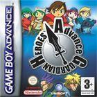 Portada oficial de de Advance Guardian Heroes para Game Boy Advance