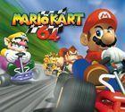 Portada oficial de de Mario Kart 64 CV para Wii U