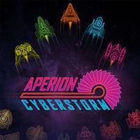Portada oficial de Aperion Cyberstorm eShop para Wii U