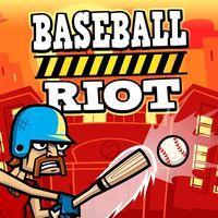 Portada oficial de Baseball Riot para PS4
