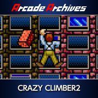Portada oficial de Arcade Archives Crazy Climber 2 para PS4
