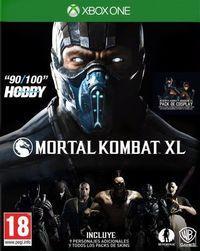 Portada oficial de Mortal Kombat XL para Xbox One