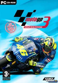 Portada oficial de MotoGP: Ultimate Racing Technology 3 para PC