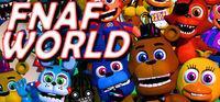 Portada oficial de FNaF World para PC