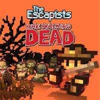 Portada oficial de The Escapists: The Walking Dead para PS4