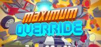 Portada oficial de Maximum Override para PC