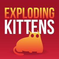 Portada oficial de Exploding Kittens para iPhone