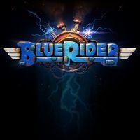 Portada oficial de Blue Rider para PS4