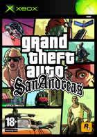 Portada oficial de de Grand Theft Auto: San Andreas para Xbox