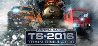Portada oficial de Train Simulator 2016: Steam Edition para PC
