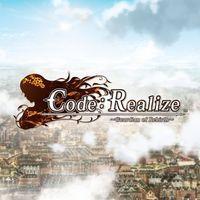 Portada oficial de Code: Realize - Guardian of Rebirth PSN para PSVITA