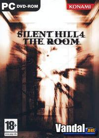 Portada oficial de Silent Hill 4: The Room para PC