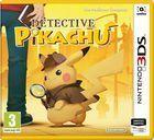 Portada oficial de de Detective Pikachu para Nintendo 3DS